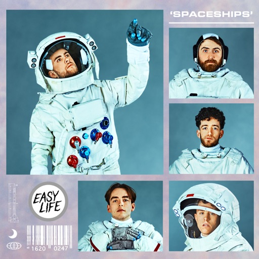 [UK🇬🇧]easy life – 'Spaceship Mixtape'(EP)