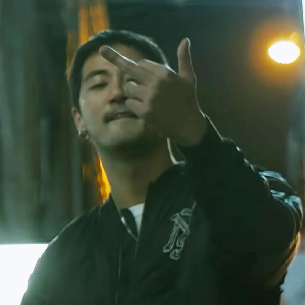 "[JP]Jin Dogg – ""Kamikaze""(Prod. Gradis Nice)"