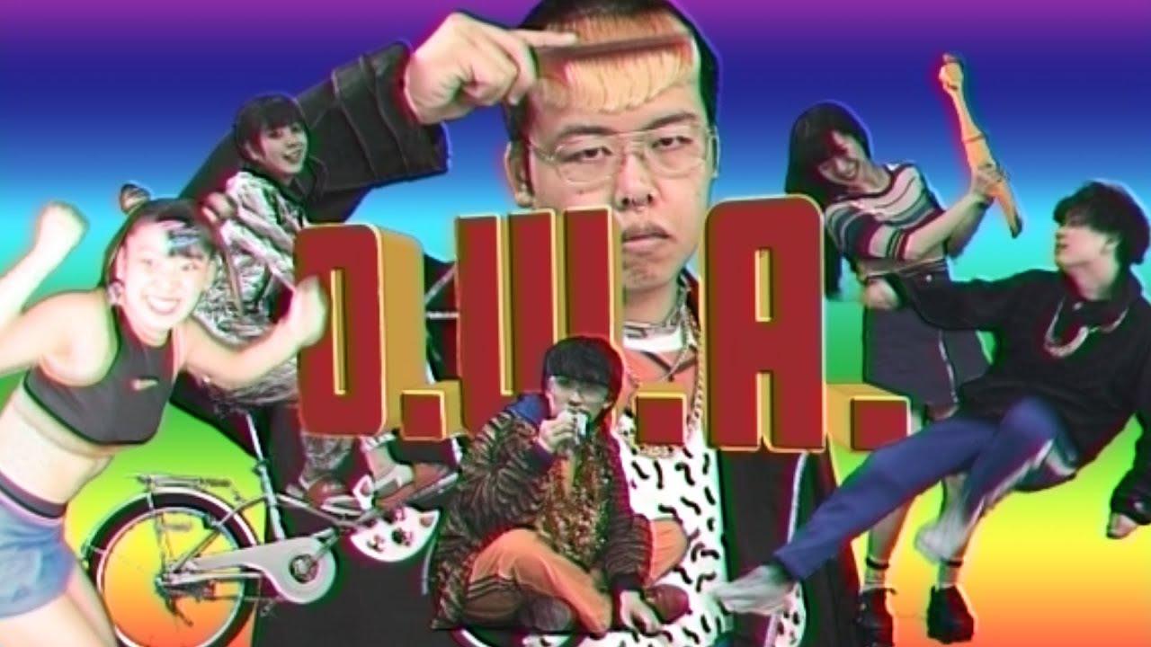 "[JP]Mega Shinnosuke – ""O.W.A."""