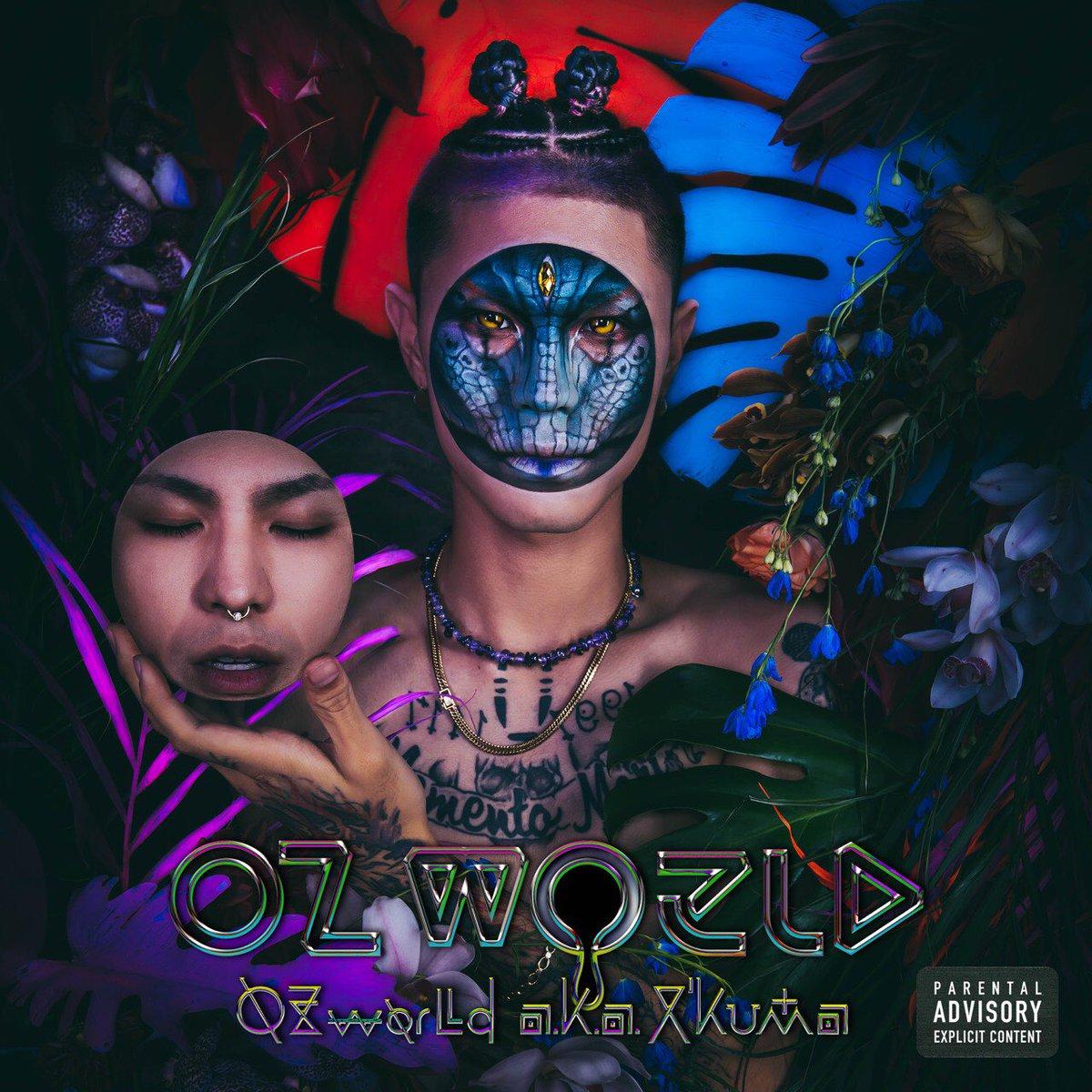 [JP🇯🇵]OZworld a.k.a. R'kuma – 'あさがたのミートパスタ教' (Prod. Howlin' Bear)