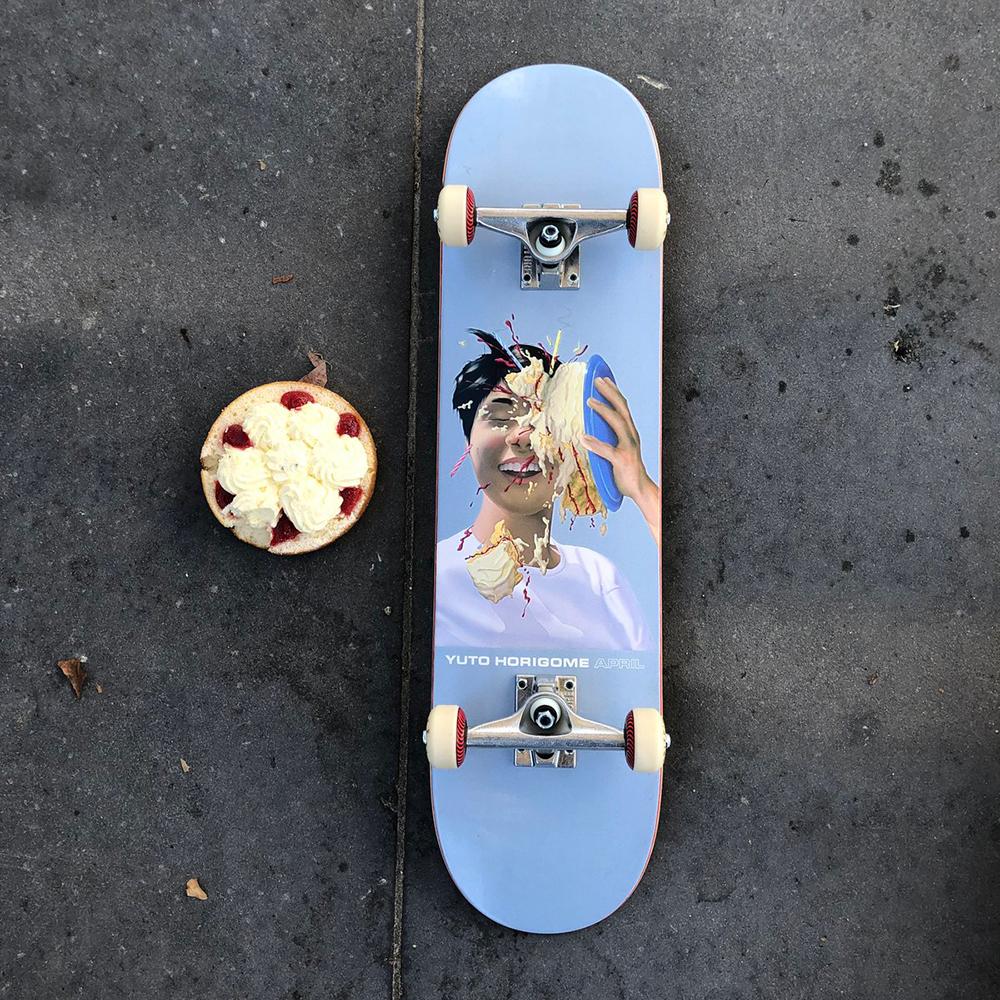 """[JP/World]""""Shane O'Neill""""による新ブランド""""April Skatebords""""から""""堀米 雄斗""""のプロモデルが発表。"""