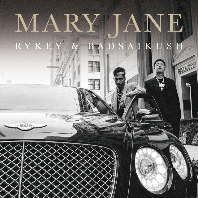 [JP🇯🇵]RYKEY × BADSAIKUSH – 'Mary Jane'(EP)