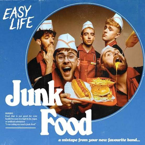 "[UK🇬🇧]easy life – ""Junk Food""(EP/MixTape)"