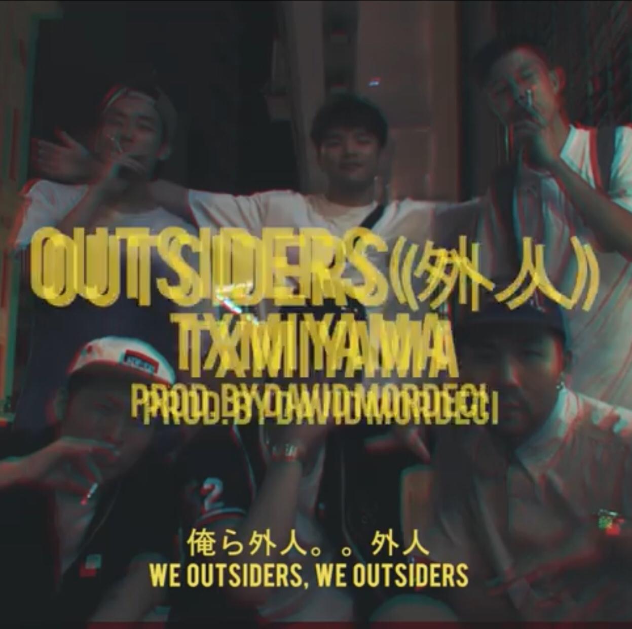 "[JP🇯🇵/CA🇨🇦/HK🇭🇰]TXMIYAMA – ""OUTSIDERS(外人)"""