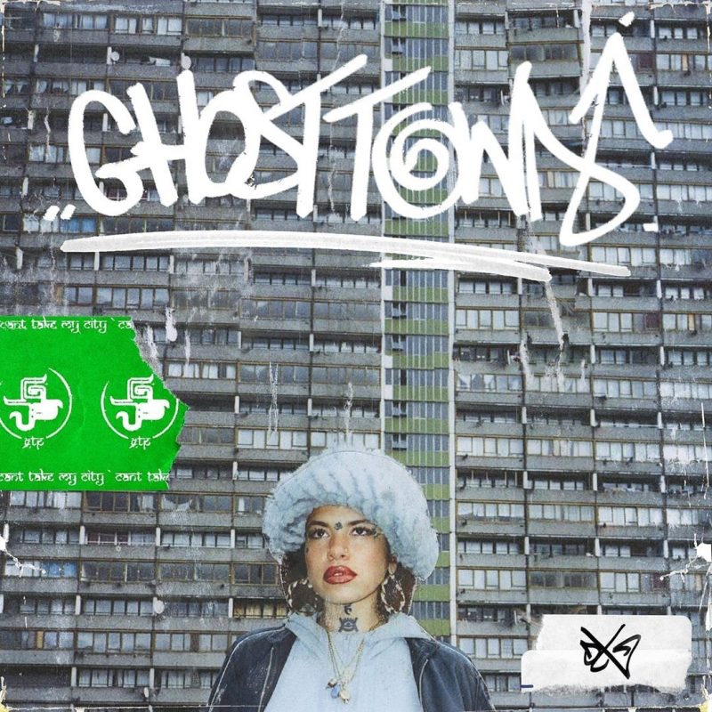 "[UK🇬🇧]Greentea Peng – ""Ghost Town"""