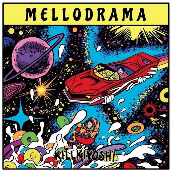 """[US🇺🇸/JP🇯🇵]killkiyoshi – """"Mellodrama""""(Album)"""