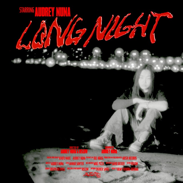 "[US🇺🇸/KR🇰🇷]AUDREY NUNA – ""Long Night"""