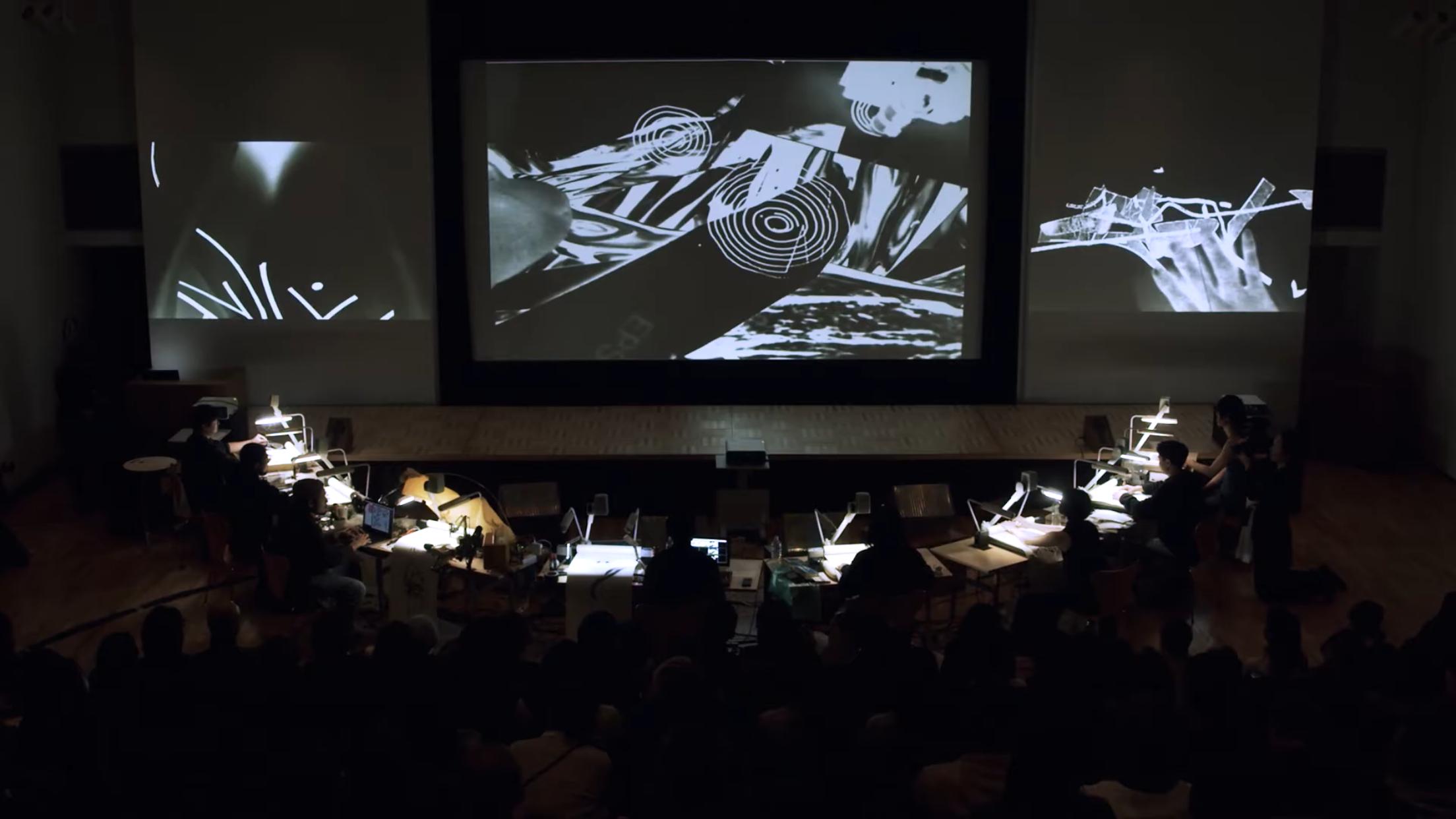 [JP🇯🇵]Drawing Orchestra(ドローイング・オーケストラ)feat. 鈴木ヒラク、大原大次郎、カニエ・ナハ、西野壮平、ハラサオリ、村田峰紀、やんツー、BIEN