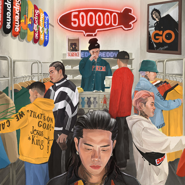 [KR🇰🇷]Reddy – '500000'(Album)