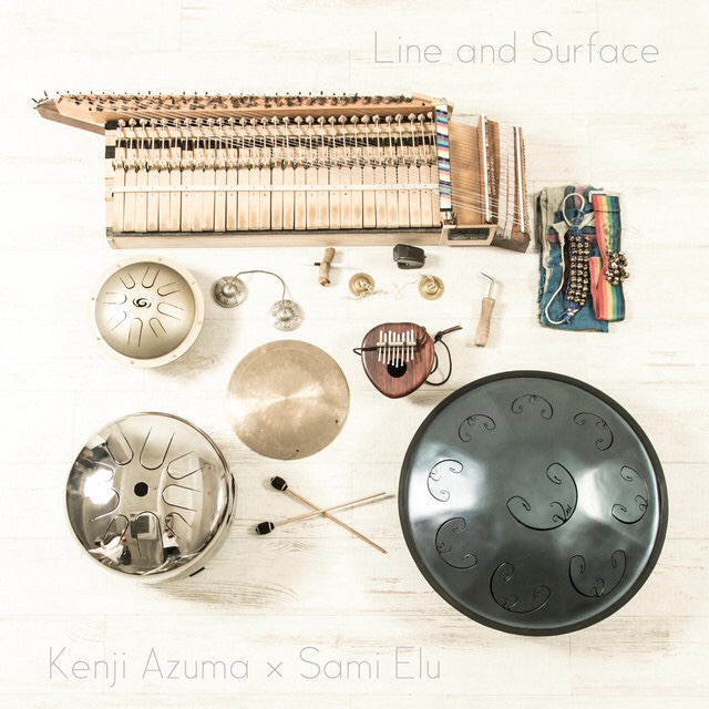 [US🇺🇸/JP🇯🇵]Sami Elu and Kenji Azuma – 'Line and Surface'(EP)