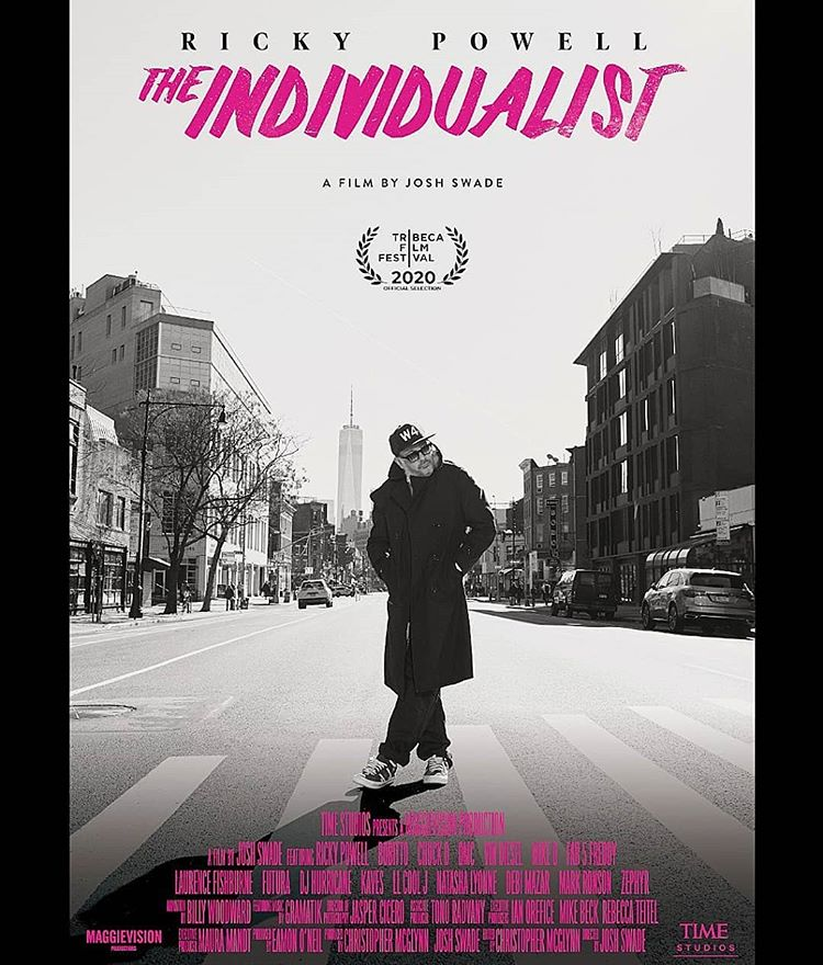 [US🇺🇸]'Ricky Powell: The Individualist' (Movie)