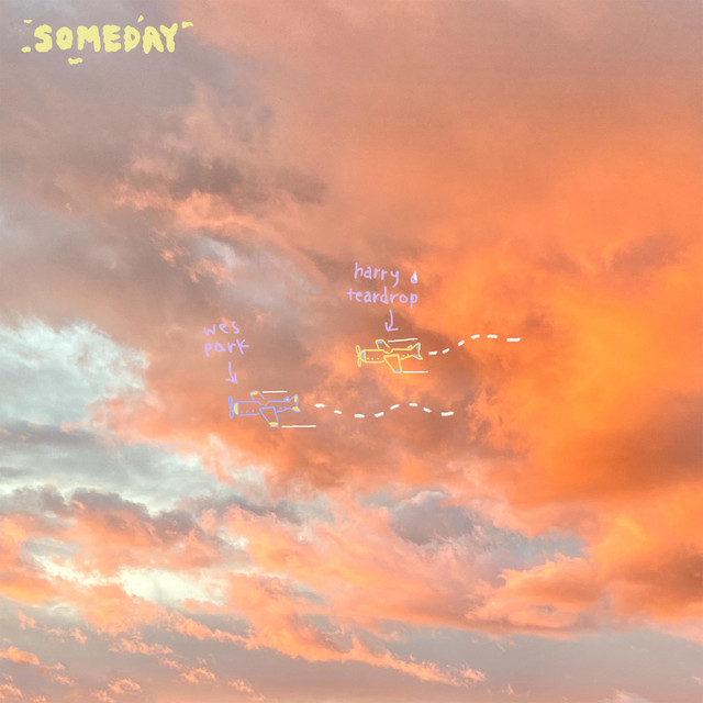 [US🇺🇸/KR🇰🇷]Wes Park – 'Someday (feat. Harry Teardrop)'