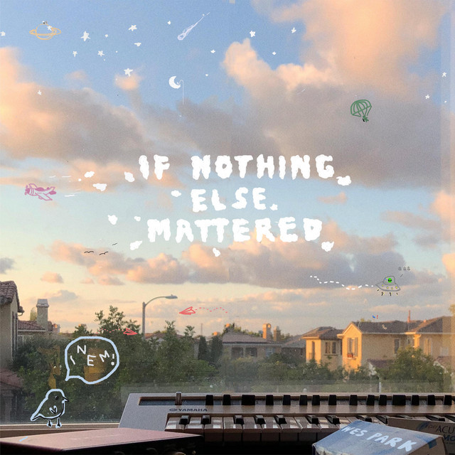[US🇺🇸/KR🇰🇷]Wes Park – 'If Nothing Else Mattered'(EP)