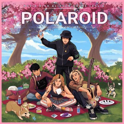 [PH🇵🇭/JP🇯🇵]Alisson Shore – 'Polaroid(Japanese version) feat. Kiyo, No$ia, Leslie'