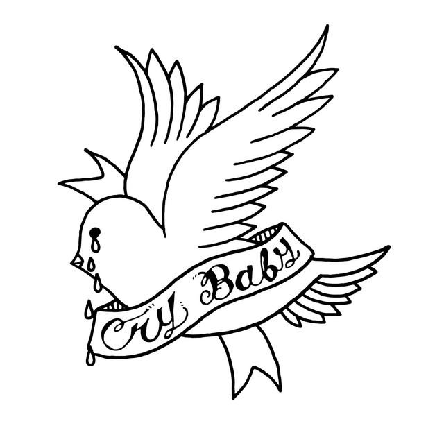 [US🇺🇸]Lil Peep – 'crybaby'(1st Mixtape)