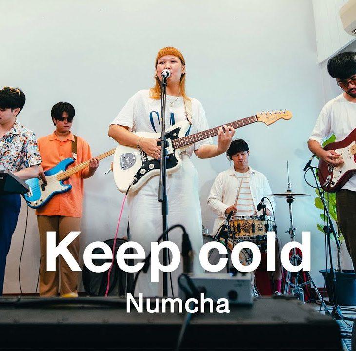 [TH🇹🇭]Numcha – 'Keep cold'(Studio Live)