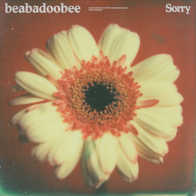 [UK🇬🇧/PH🇵🇭]beabadoobee – 'Sorry'(EP)
