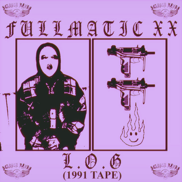 [JP🇯🇵]FULLMATIC – 'L.O.G (1991 TAPE)' (Album)