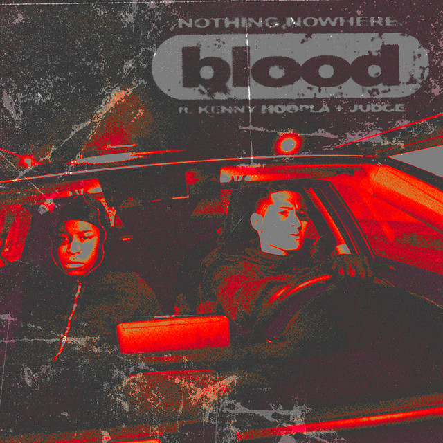 [US🇺🇸]nothing,nowhere. feat. KennyHoopla and JUDGE – 'blood'