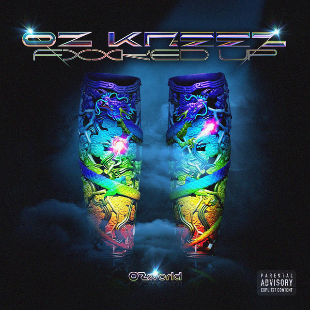 [JP🇯🇵]OZworld – 'OZKNEEZ FXXKED UP' (Album)