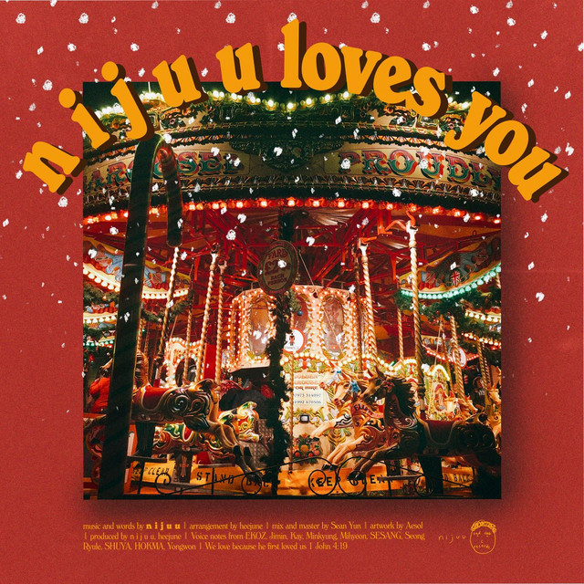 [UK🇬🇧/KR🇰🇷]nijuu – 'Nijuu Loves You (Christmas Love)'