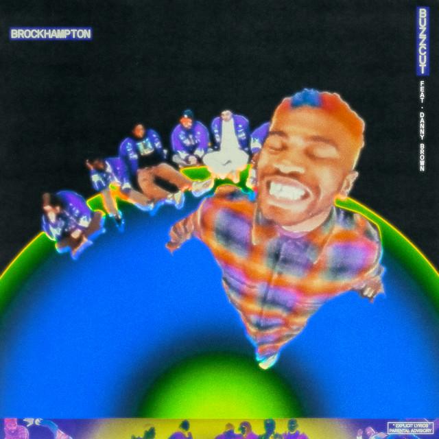 [US🇺🇸]BROCKHAMPTON feat. Danny Brown – 'BUZZCUT' (和訳)
