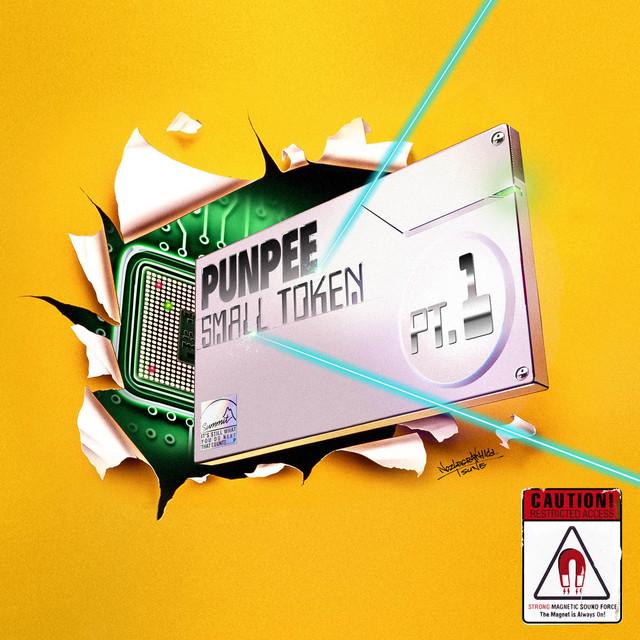 [JP🇯🇵]PUNPEE – 'Small Token pt.1′(EP)
