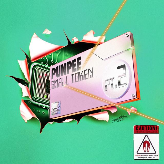 [JP🇯🇵]PUNPEE – 'Small Token pt.2′(EP)