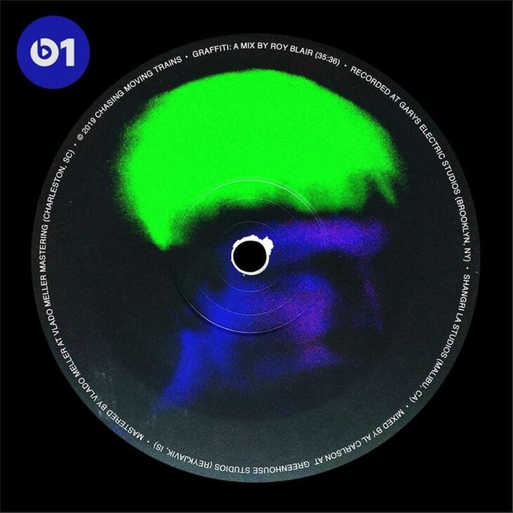 [US🇺🇸]GRAFFITI: A MIX BY ROY BLAIR @ Zane Lowe's show(Beats 1 Radio)