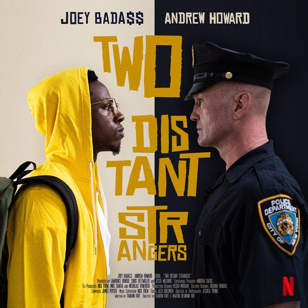 [US🇺🇸]Two Distant Strangers (Movie/Staring: Joey Bada$$)