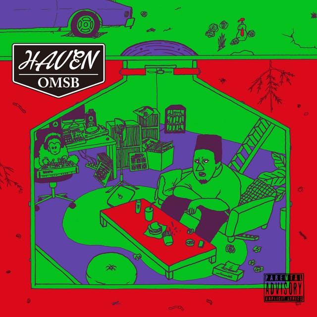 [JP🇯🇵]OMSB – 'HAVEN' (EP)