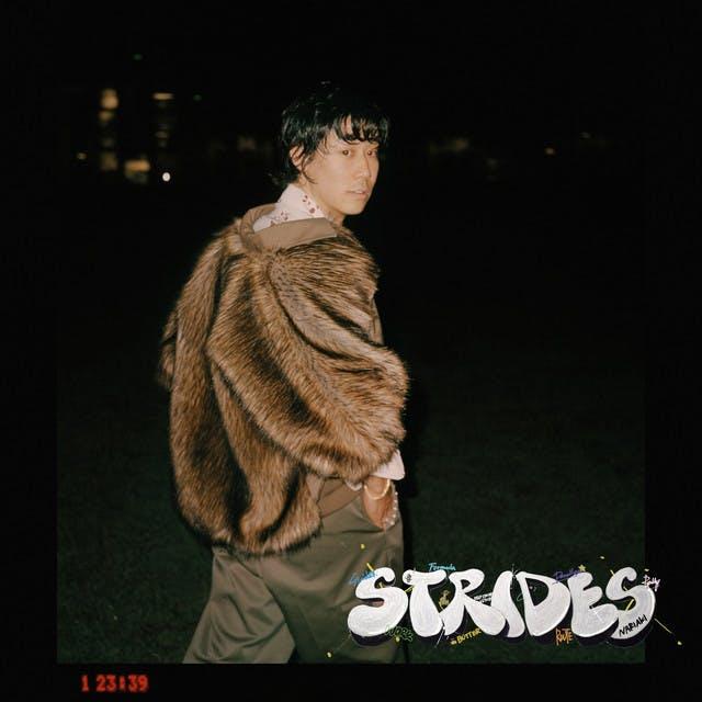 [🇯🇵JP]小袋成彬(Nariaki Obukuro) – 'Strides'(Album)